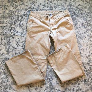 Silver mott western glove works Khaki pants